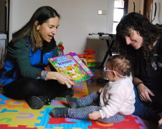 Practicas centradas en la familia